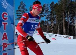 Андрей Собакарев стал бронзовым призером Чемпионат России по лыжным гонкам на дистанции 50 км.