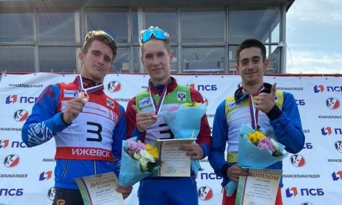 Иродов Денис призёр летнего первенства России по биатлону