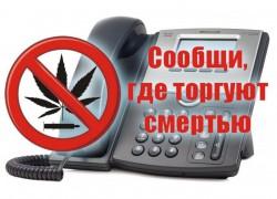 Общероссийская акция «Сообщи, где торгуют смертью».