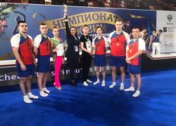 Республика Алтай приняла участие в Чемпионате России по художественной гимнастике.
