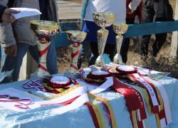 В Республики Алтай прошли традиционные соревнования по конному троеборью посвященные памяти А.И. Ялбакова.