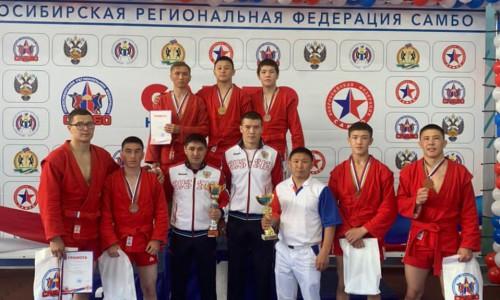 Всероссийские соревнования по боевому Самбо
