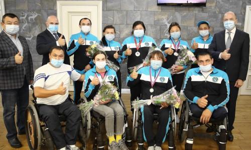 Спортсмены Республики Алтай завоевала пять медалей на всероссийском фестивале «Пара-Крым – 2020»