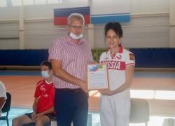 «Олимпийские легенды - детям, молодежи и детскому спорту»