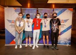 Сборная Республики Алтай стала призером Кубка России  по компьютерному спорту