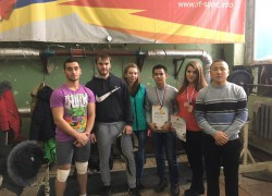 «Золото» и «бронзу» краевого кубка завоевали спортсмены из Горно-Алтайска