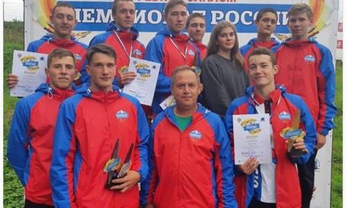 Сеткин Кирилл – серебряный призер Чемпионата России